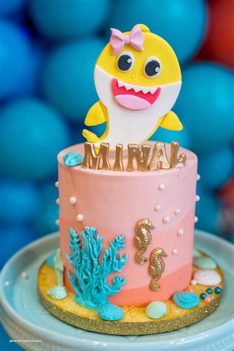 karas party ideas baby shark birthday party karas party ideas