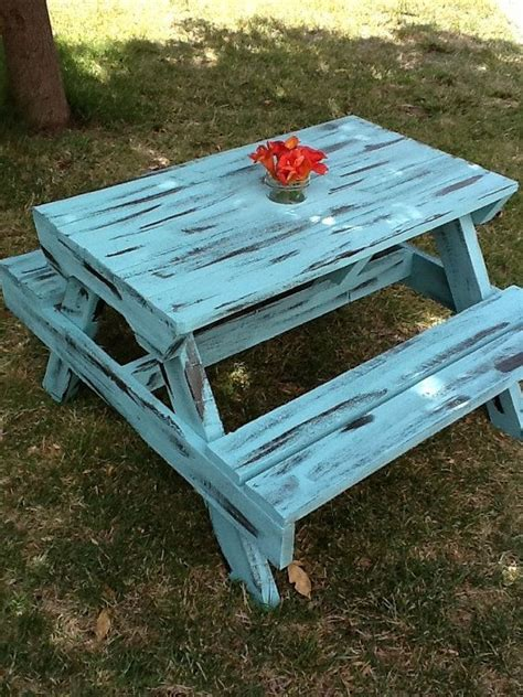 cool painted picnic tables 811 best images about garden picnic tables on