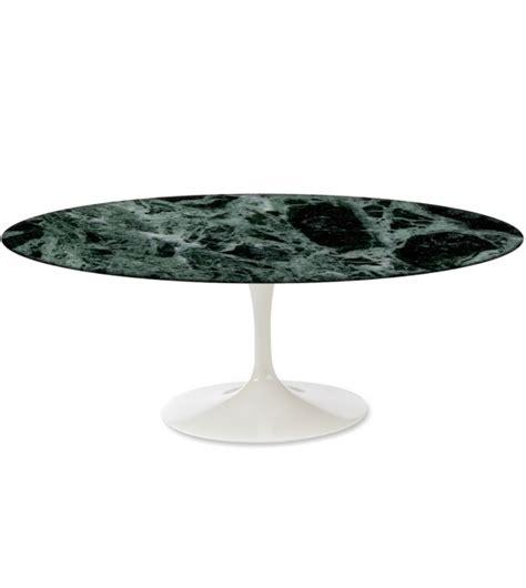 tavolo ovale saarinen knoll saarinen table basse oval de marbre knoll milia shop
