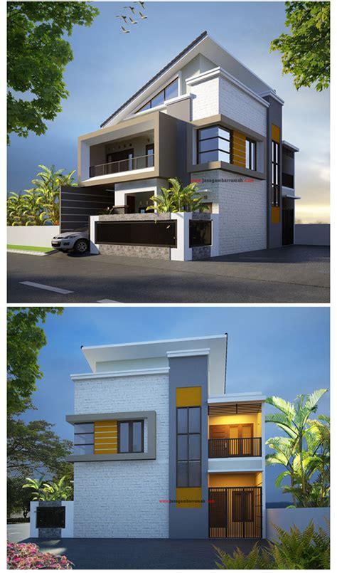 design minimalis hook layanan jasa gambar rumah rumah minimalis 2 lantai