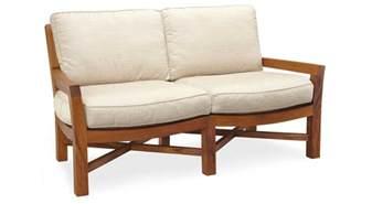 outdoor loveseat furniture circle furniture teak outdoor loveseat outdoor