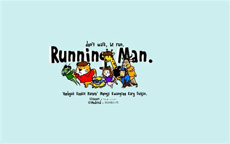 running man android wallpaper running man wallpaper by timeless