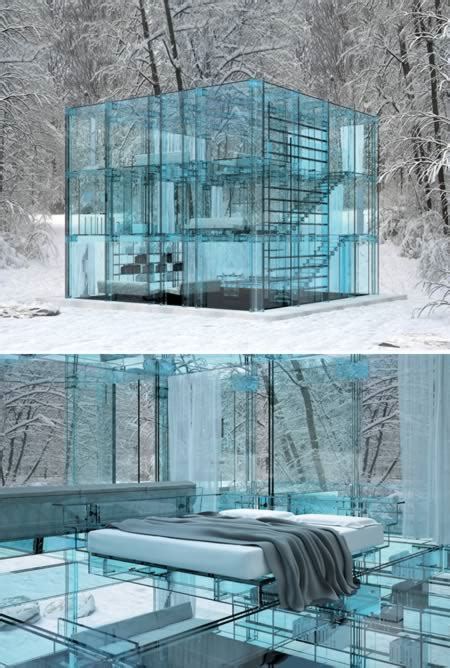 In Glass Houses by Freast Most Amazing Glass Houses