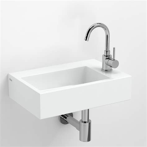 fontein toilet clou clou flush fontein flush 2 plus met kraangat zonder plug