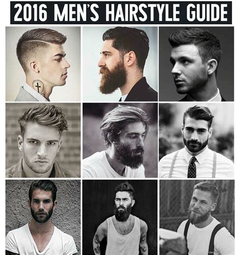 boys hairstyle guide 30 new men s hairstyles for 2016 30 styles admiral men