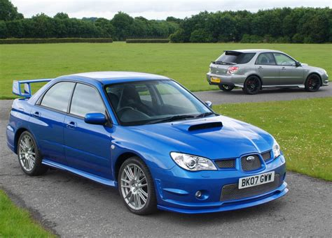 2007 Subaru Impreza WRX GB270 Pictures, History, Value, Research, News   conceptcarz.com