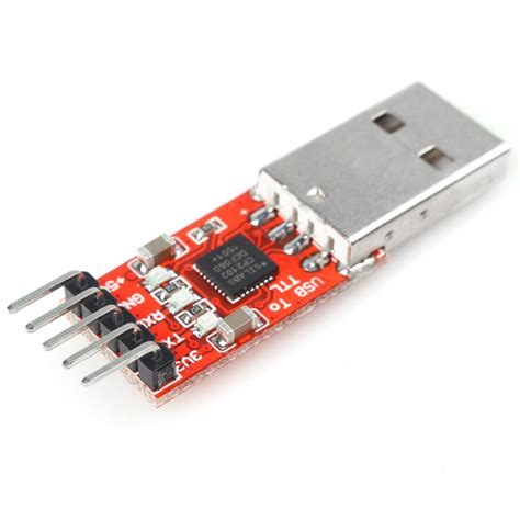 Usb To Ttl Type Cp2102 Module cp2102 usb 2 0 to ttl uart module 5pin serial converter stc replace ft232 module 5pin cables