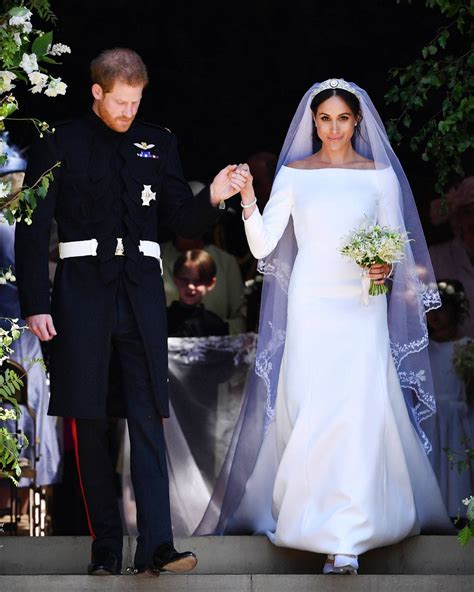 Prince Harrys Chelsy Wears 45 Warehouse Dress by She Said I Do From All Meghan Markle S From