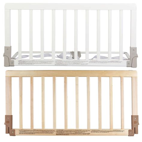 bed rails for kids baby dan wooden bed guard rail baby child toddler kids