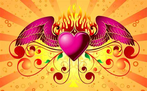 imagenes tiernas hd imagenes de amor corazones corazon con alas auto design tech