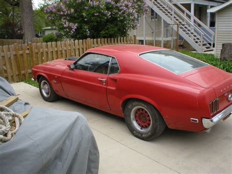 69 ford mustang fastback for sale