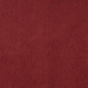 brick solid chenille upholstery fabric by the yard