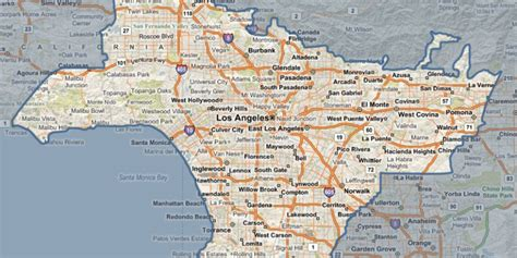 Los Angeles County Search Los Angeles County Plagued By Local Corruption Publicceo