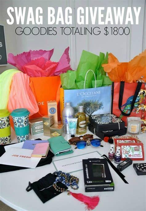Swag Bag Giveaway - swag bag giveaway 1800 value honey we re home