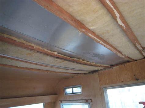 Repair Sagging by Roof Repair For 59 Siesta In New Members New Trailers
