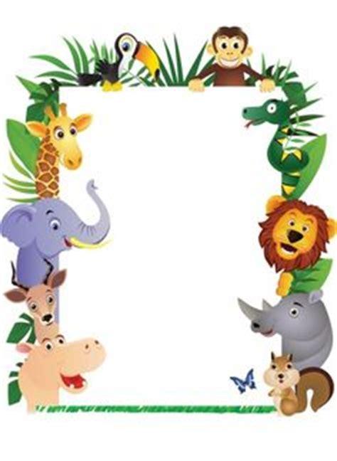 Jungle Birthday Invitations Template Best Template Collection Jungle Animal Invitation Templates