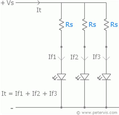 led resistor calculation formula led resistor formula parallel 28 images how to calculate the value of resistor for led led s