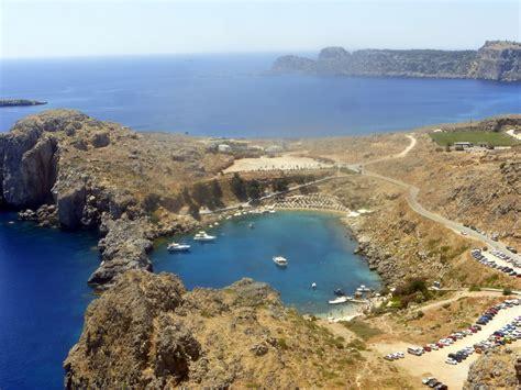 turisti per caso rodi lindos viaggi vacanze e turismo turisti per caso