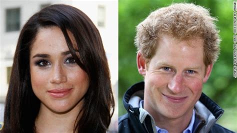 meghan markle and prince harry cnn co jp ヘンリー王子 マークルさんと初めて公の場に キス場面も
