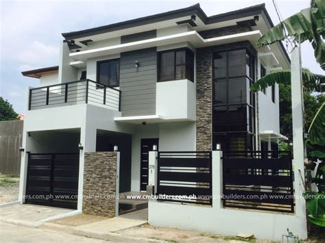 home design locations modern zen 2 storey residence vermont royale antipolo