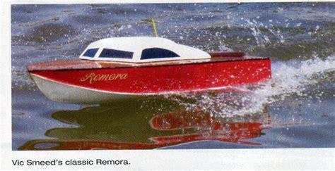 model boats fleetwood vic smeed s model boat designs model boats