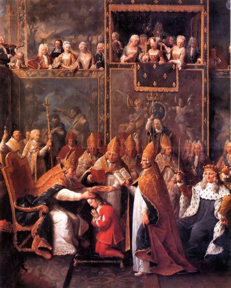 louis xv le tr 244 ne et l autel tableaux de louis xv roi de