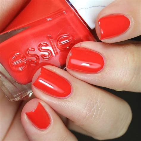 by terry terrybly nail lacquer 4 electric vermillion at barneyscom 17 best ideas about essie gel on pinterest essie gel
