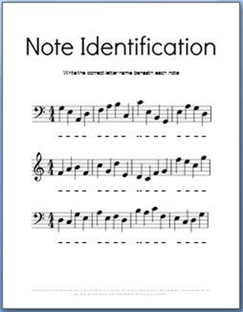 music theory worksheets on pinterest music worksheets