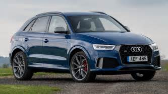 Audi Rs Q3 Audi Rs Q3 Performance 2016 Review By Car Magazine