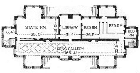 Hardwick Hall Floor Plan 04650b