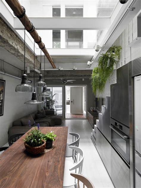 kc design studio lights  townhouse  glazed openings