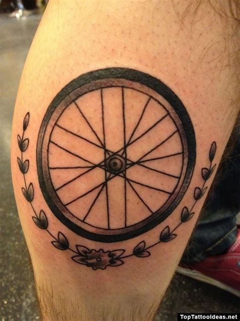 wheel tattoo 1000 ideas about wheel on tarot card