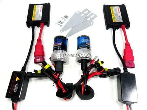 Balast Hid 35w 35w h7 xenon hid conversion kit slim ballast bulbs 6000k ebay