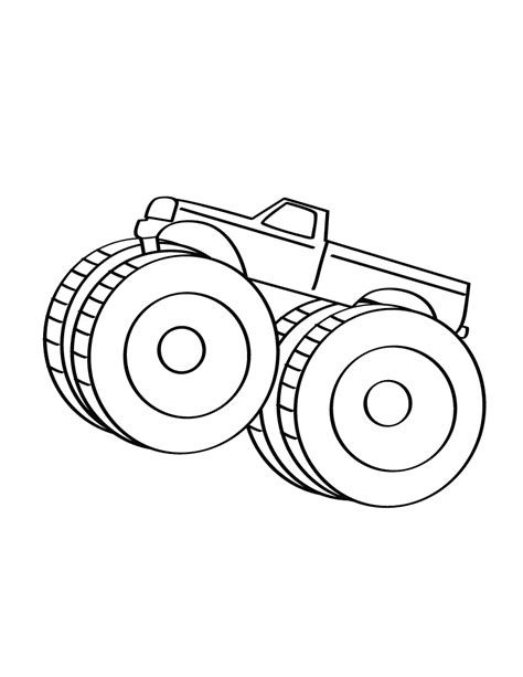 monster truck for kids videos free coloring pages of monstertruck
