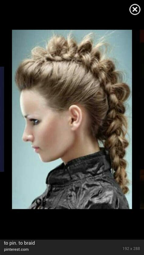 hairstyles for color guard color guard braid for this season haare pinterest