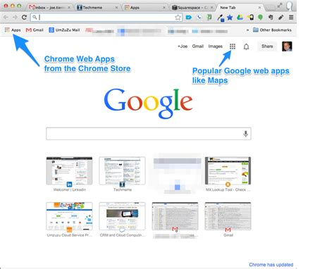 google chrome top bar new google toolbar umzuzu cloud services