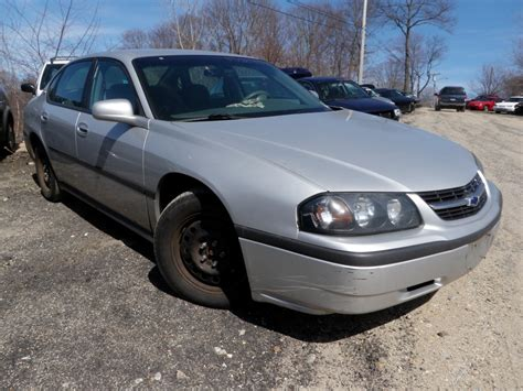 chevy impala parts 2003 chevrolet impala quality used oem replacement parts
