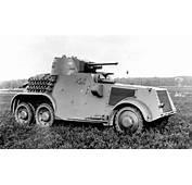 Landsverk M38 Pantserwagen  Armoured Car 1938 1940