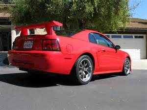 2000 ford mustang cobra r related infomation