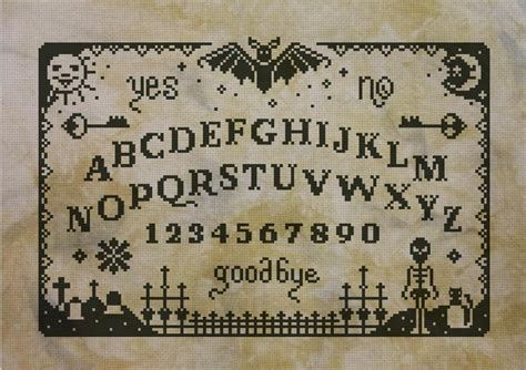 How To Make A Wigi Board Out Of Paper - make your own ouija boards
