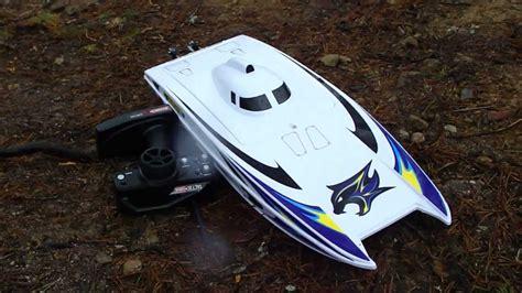 rc boats aquacraft rc boat aquacraft wildcat offshore catamaran youtube