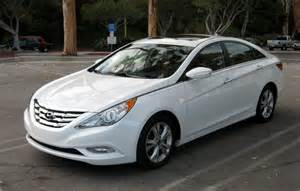 How Many Cylinders Does A Hyundai Sonata 2013 Mainstream Family Sedans