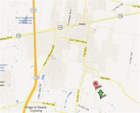 williamson county texas map shiloh texas in williamson county