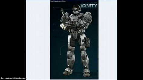 Halo Vanity by Halo Reach Cool Armor Combos