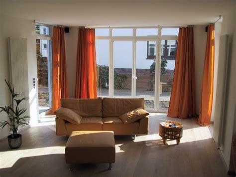 fensterdeko küche wohnzimmer minimalistisch einrichten