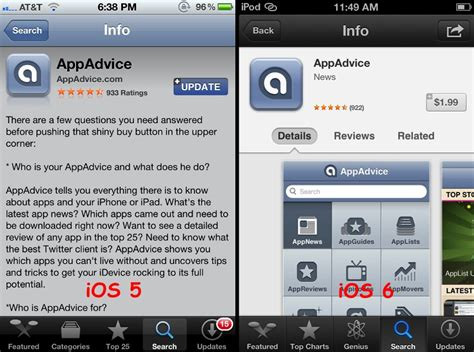 change layout on iphone 5 does new app store layout hint at big change for iphone