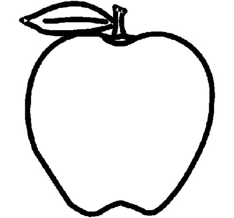 coloring book not apple apple coloring page coloringcrew