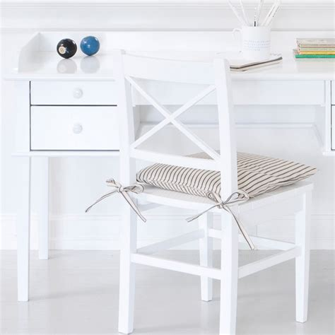Kids Junior Office Desk In White Kids Furniture Cuckooland White Children Desk