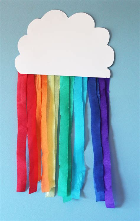Rainbow Hanging Decoration rainbows rainbow streamer rainbow rainbow craft
