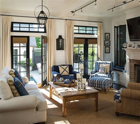 themed living room decor 1000 ideas about nautical living rooms on
